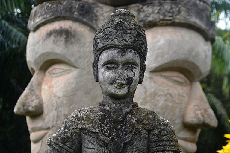 Laos - Buddhist Symmetry